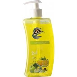Tekuté mýdlo CIT 500 ml citron a jablko