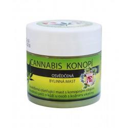 Mastičky bylinkové 150 ml cannabis konopí
