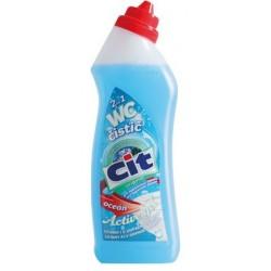 Cit gel na WC 0,75 l ocean