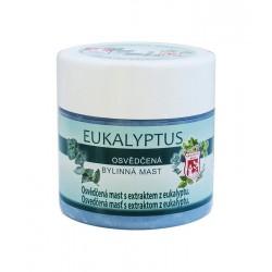Mastičky bylinkové 150 ml eukalyptus