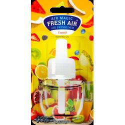 Fresh air 19 ml Fruit Coctail ovocný koktejl