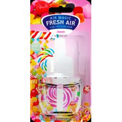 Fresh air 19 ml Sweets cukroví