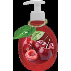 LARA tekuté mýdlo 375 ml Cherry