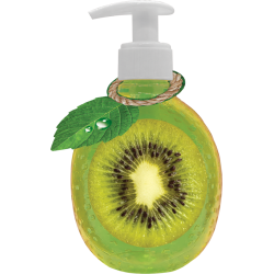 LARA tekuté mýdlo 375 ml Kiwi