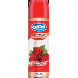 Osvěžovač vzduchu OZON 300ml Rose