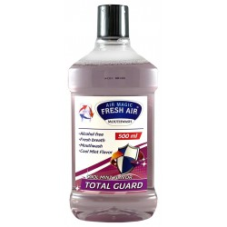 Ústní voda Mouthwash total guard 500 ml
