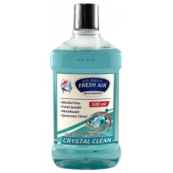 Ústní voda Mouthwash cristal clean 500 ml