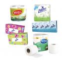 Toaletní papír a papírový program