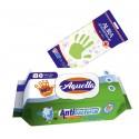 Antibakteriální ubrousky