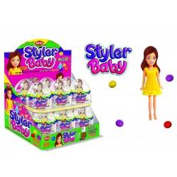Styler Baby Toys 10g-Plastové vajičko s hračkou