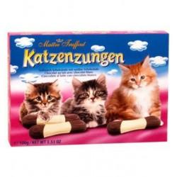 Katzenzungen 100 g Kočky hořké (červené)