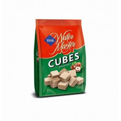 Wafer Master Cubes Hazelnut 100g