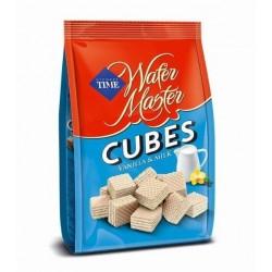 Wafer Master Cubes Milk & Vanilla 250g