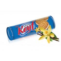 KEYF Vanilka Sandwich Biscuits 140g