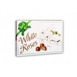 WHITE ROSES Čokoládový dezert 120g
