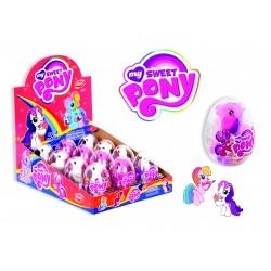 Pony My Sweet Drage Candy 10g-Plastové vajičko s hračkou