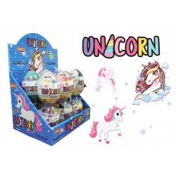Unicorn Toys Drage Candy 10g-Plastové vajičko s hračkou