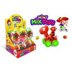 Mini Mix Toys Drage Candy 10g-Plastové vajičko s hračkou