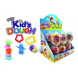 Kids Dough Toys Drage Candy 10g-Plastové vajičko s hračkou