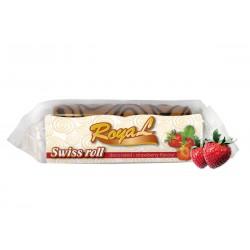 Royal Swiss roll Strawberry 150g