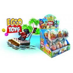 Eggo Toys Drage Candy 10g-Plastové vajičko s hračkou