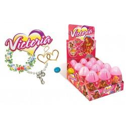Viktoria pokladnička 10g-Plastové vajičko s hračkou
